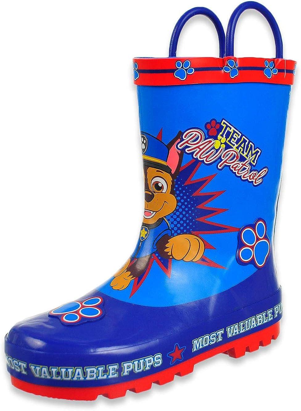 Josmo Kids Boy's Paw Patrol Rain Boot (Toddler/Little Kid)