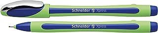 قلم تحديد الشفاه من Schneider Xpress 8 ملم، ازرق (190003)