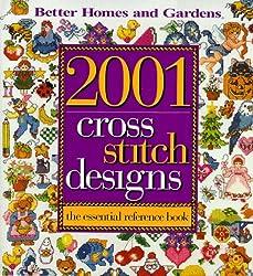 2001 Cross Stitch Designs Better Homes & Gardens