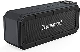 40W Tronsmarts Element Force+ BT Speaker NFC Tri-Bass Stereo Subwoofer IPX7 Waterproof