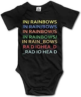 radiohead baby onesie