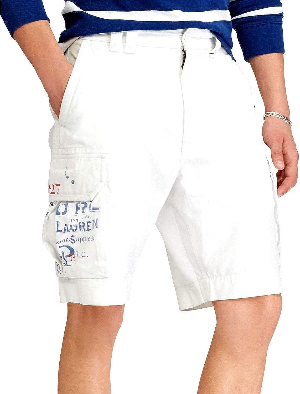 Polo Ralph Lauren Relaxed Fit Gellar Cargo Shorts