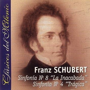 Clásicos del Milenio, La Inacabada Sinfonía No. 8, Trágica Sinfonía No. 4
