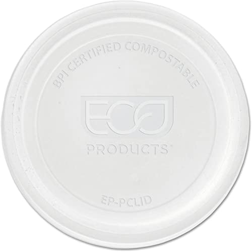 high quality Eco Products EP-PCLID Universal Lid For Portion online Cup - 2000 online / CS outlet sale