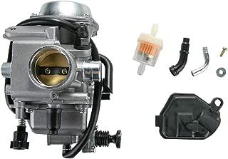 Carburetor for HONDA TRX350 ATV CARBURETOR TRX 350 RANCHER 350ES/FE/FMTE/TM/CARB 2000-2006 TRX300 1988-2000 TRX400 TRX 400FW Foreman CARB, TRX 450 Carburetor TRX450FE 450FE FE Foreman CARB