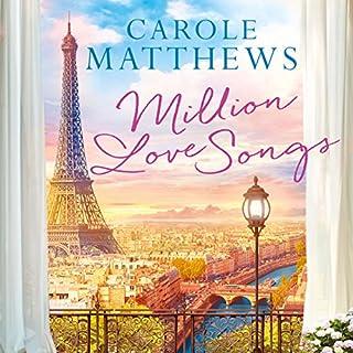 Million Love Songs audiobook cover art