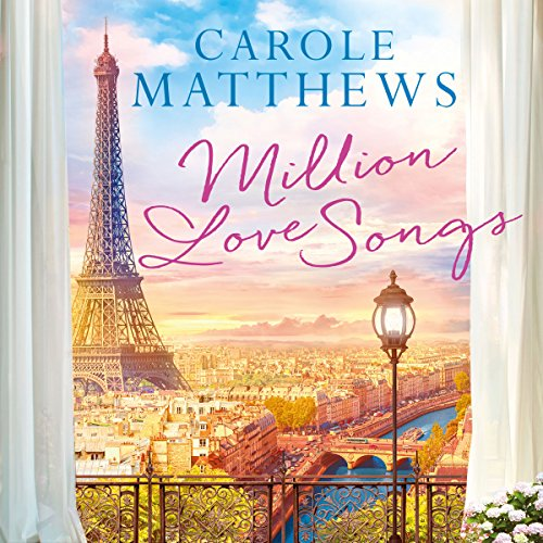 Million Love Songs audiobook cover art