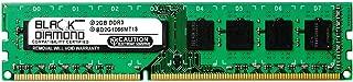 2GB RAM Memory for Dell Studio XPS 435MT 240pin PC3-8500 DDR3 DIMM 1066MHz Black Diamond Memory Module Upgrade