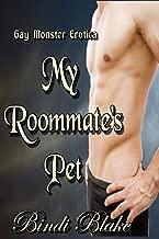 My Roommate's Pet: Gay Monster Erotica