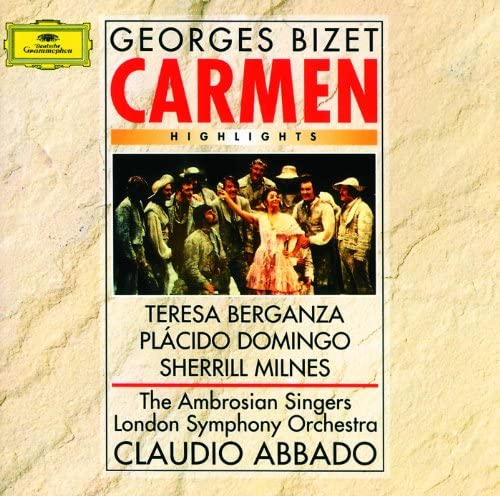 London Symphony Orchestra & Claudio Abbado