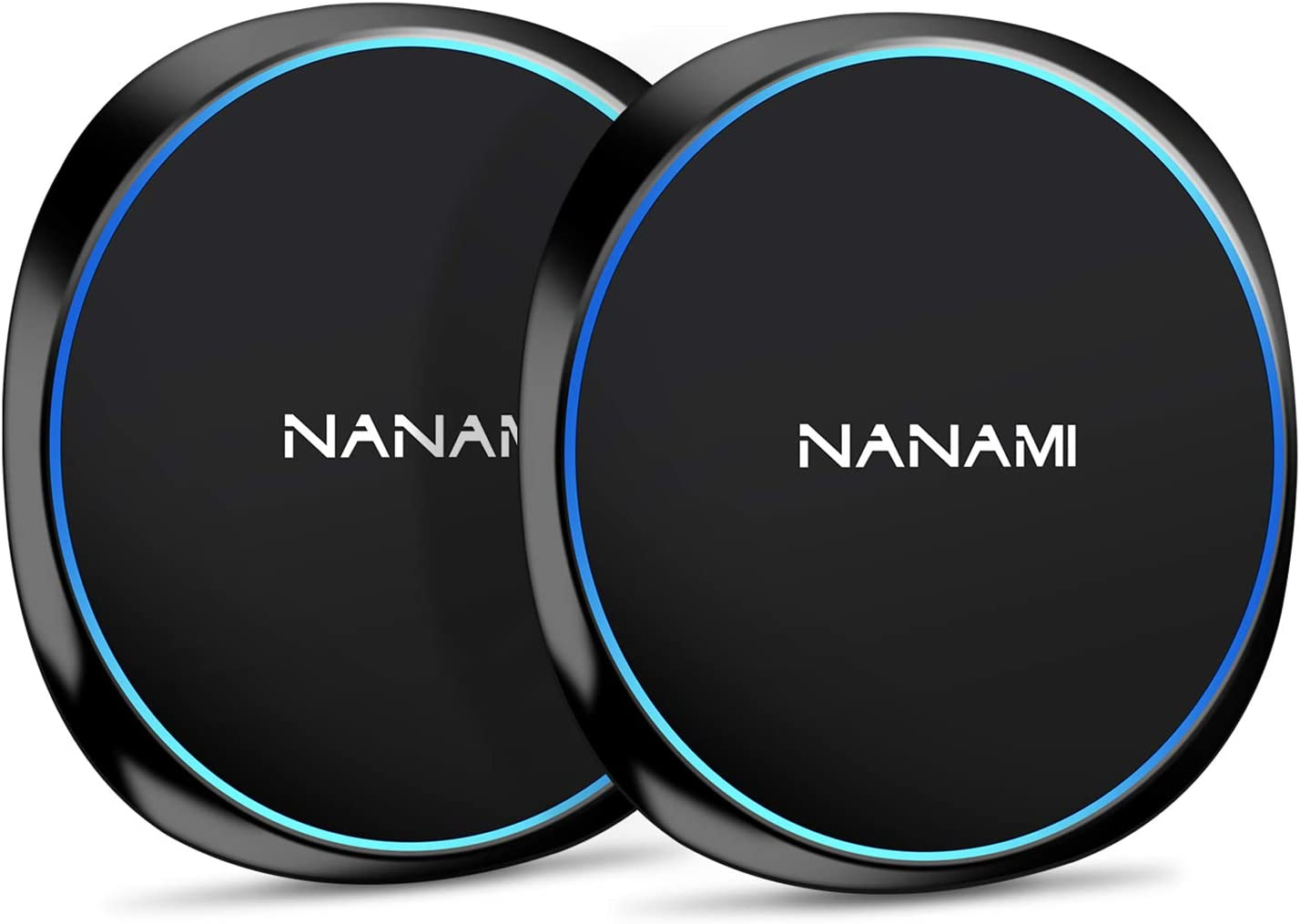 NANAMI Max 50% OFF Fast Luxury goods Wireless Charger Qi-Certified 10W Charging