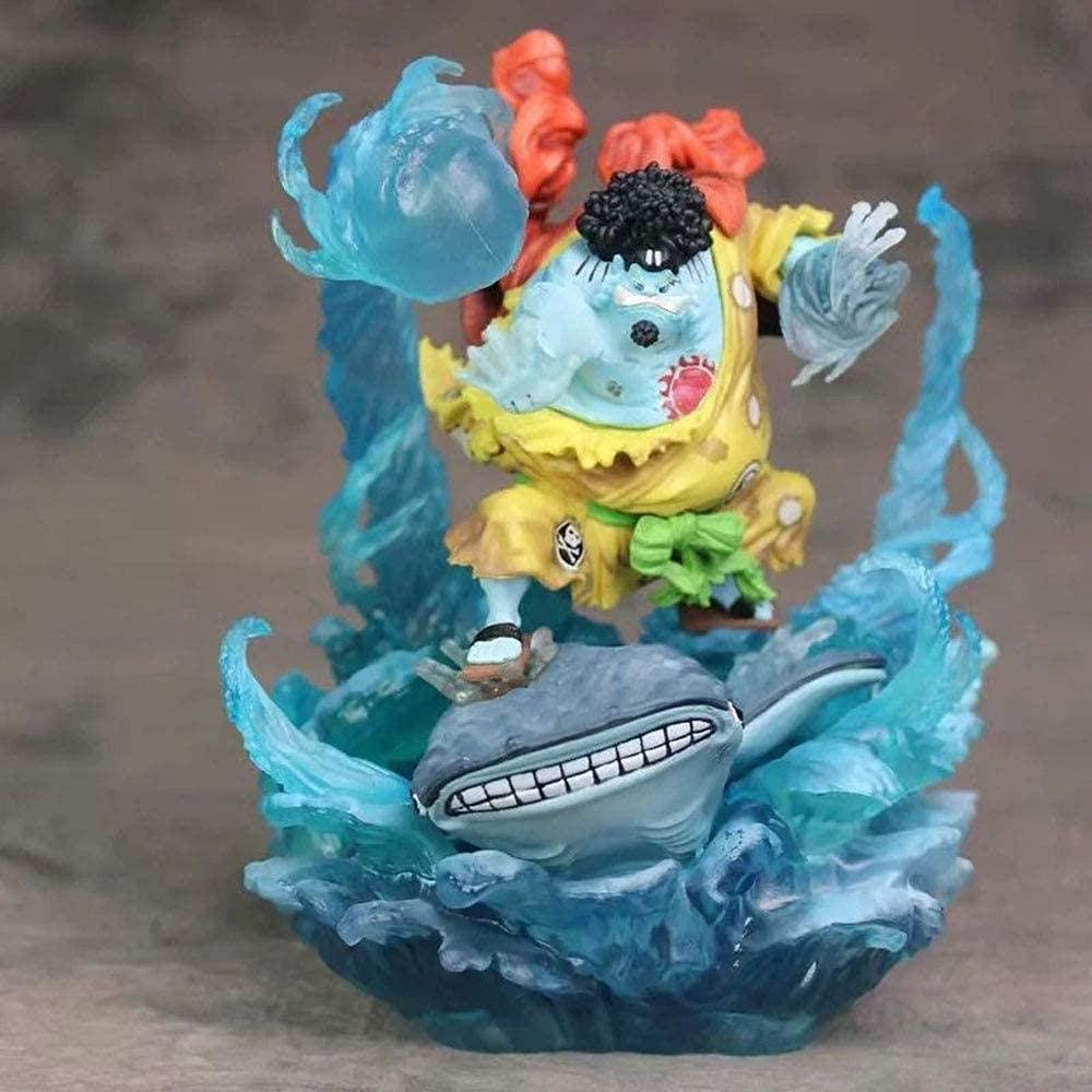 Anime Seven Wuhai Battle Damaged Very Model Boxed Flat Limited Special Price Fi Statue service