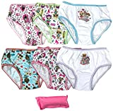 Your child will love these L.O.L. Surprise! panties with fun prints and designs available in muliple pack sizes All multiple pack sizes available are 100% Combed Cotton with a tagless design for maximum comfort The 12 pack makes the ultimate 12-day s...