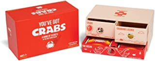 You've Got Crabs by Exploding Kittens - A Card Game Filled with Crustaceans and Secrets - Family-Friendly Party Games - Ca...