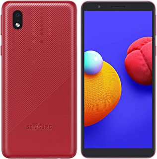 "Samsung Galaxy A01 Core (16GB, 1GB RAM) 5.3"", 3000mAh Battery, US & Global 4G LTE GSM Unlocked International Model - A013M/DS"