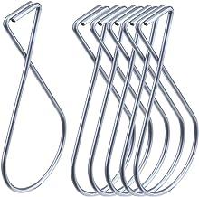 Maosifang Plafond Hanger Haken Plafond Haak Clips T-bar Squeeze Hangers Clips voor Huisdecoratie, Kantoor, Klaslokaal (Pac...