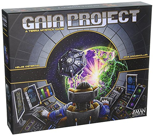 Maldito Games Gaia Project (Castellano)