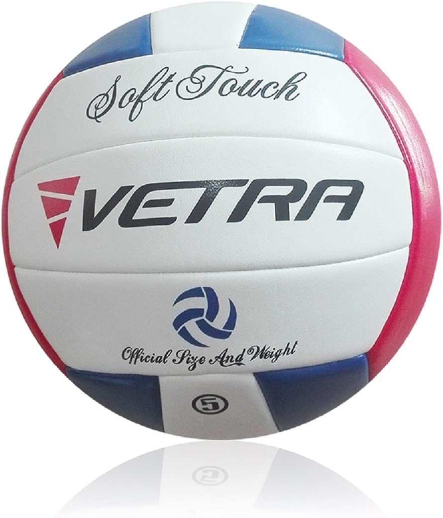 VETRA Volleyball Soft Al sold shopping out. Touch Volley 5 Size Ball Official Outdoor