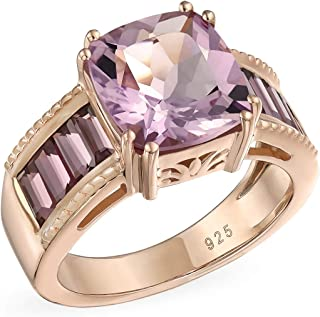 Best amethyst baguette ring Reviews