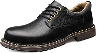 2019 Mens New Lace-up Flats Men's Casual Simple Classic Round Toe Lace-up Outsole Height Formal Shoes Fashion Oxford