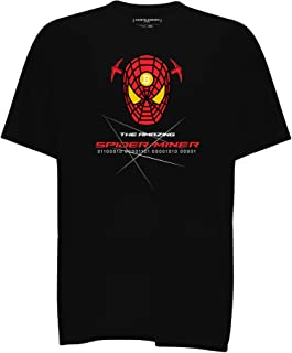 Cointelegraph Spider Miner Crypto T-Shirt Unisex | Cryptocurrency Blockchain
