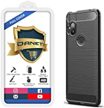 Kit Danet Capa Capinha Anti Impacto Para Motorola Moto One