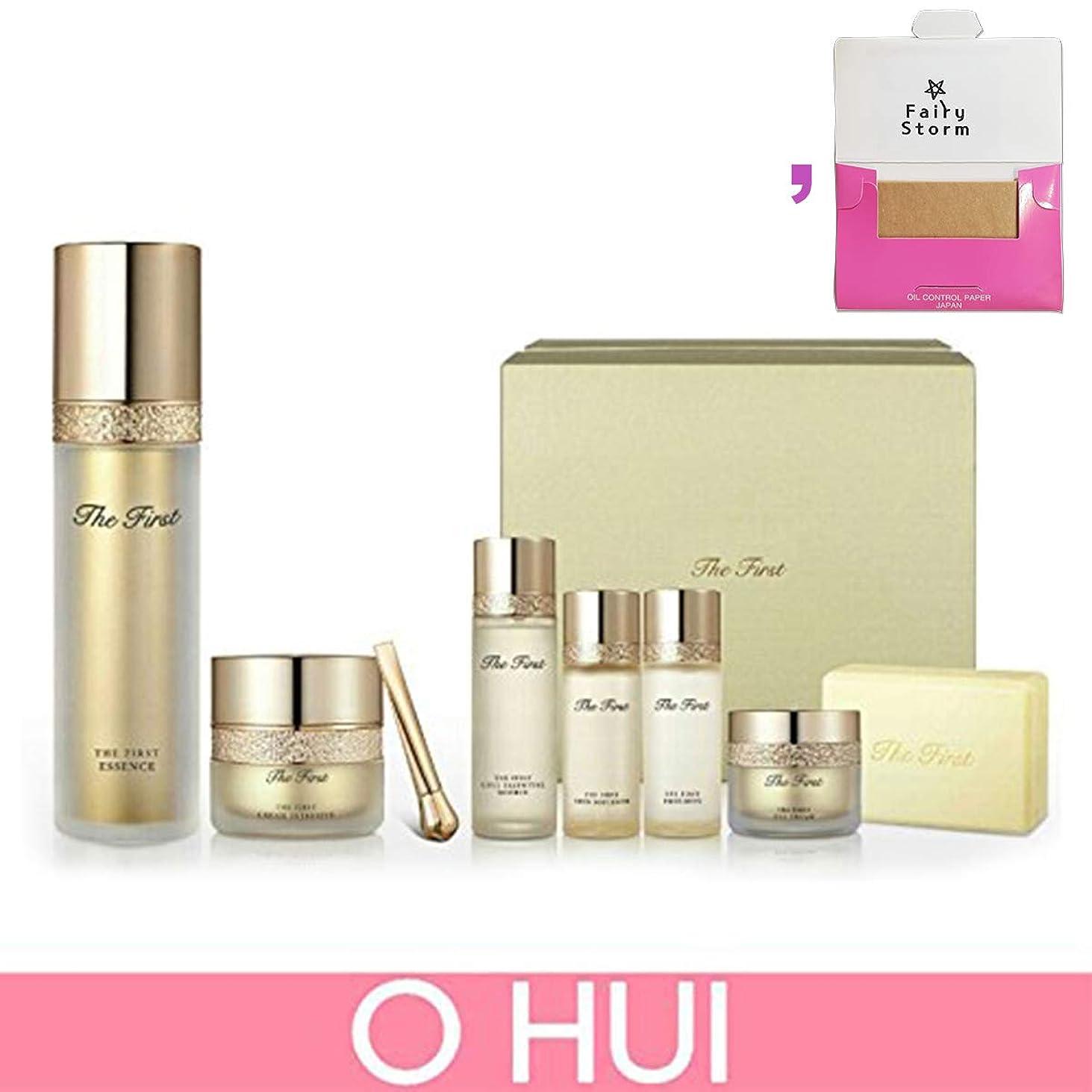 ポップ不安かろうじて[オフィ/O HUI]Ohui The First Essence Gold Edition Special Set 100ml /OH ザ ファースト エッセンス 100ml + [Sample Gift](海外直送品)