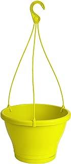 Elho Corsica Hanging Basket 30cm Lime Green