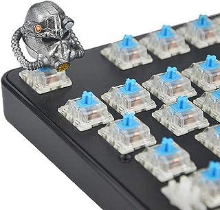 Fallout 76 Mechanical Keyboard Keycap Personality Keycap DIY Handmade Keycap Artisan keycap (Cherry switches)