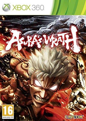 Capcom Asura's Wrath, Xbox 360