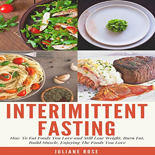 Intermittent Fasting: The Ultimate Guide to Intermittent Fasting audiobook cover art
