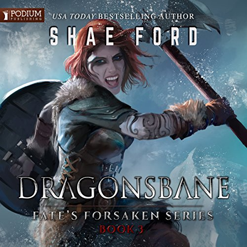 Dragonsbane audiobook cover art