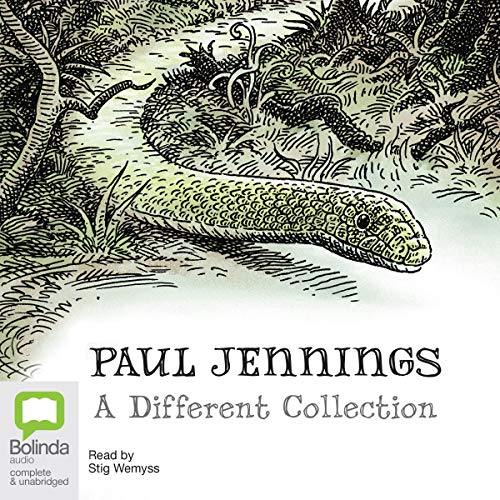 Paul Jennings: A Different Collection cover art