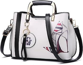 Nevenka Top Handle Satchel Shoulder Bags for Women