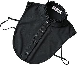 Kylin Express Fashion Fake Collar Shirt Ornament Collar Elegant Detachable False Collar L