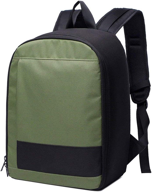 Duffel Bag 26.5X15.5X38cm Camera Bag Multifunction Casual Bag Outdoor Travel Lightweight Durable Nylon SLR Digital Camera Backpack Size A+ Gym Bag