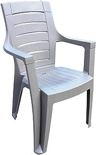 Sedie In Resina Colorate.Amazon It Resina Sedie Arredamento Da Giardino E Accessori