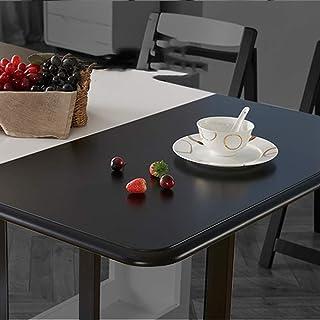 AOIWE -C 1.35m Table à Manger Pliante Goutte Feuille Papillon Meubles de Cuisine en Bois Massif Naturel Solide c (Color : ...
