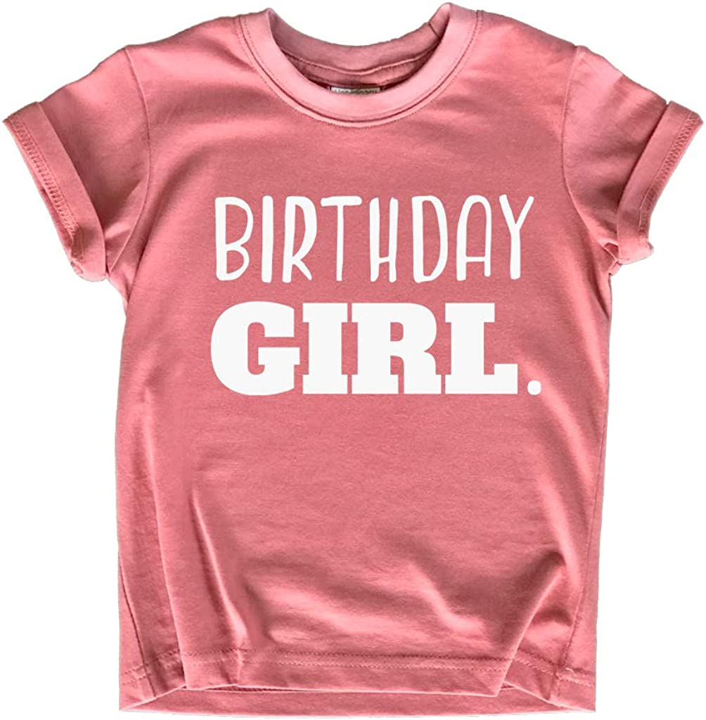Birthday Girl Shirt Girls tee 2 Baby Outfit Our shop most popular Toddler 1st Topics on TV