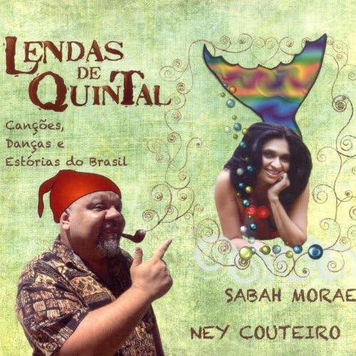 Ney Couteiro e Sabah Moraes