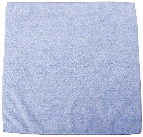 Renown REN03698-IB 105999 Microfiber Cloth, 16' x 16', Blue