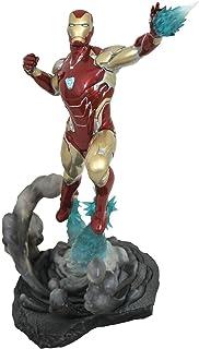 Diamond- Diorama de la colección Marvel Movie Gallery Select del Personaje Iron Man de la película Avengers: Endegame, Multicolor (FEB198521)