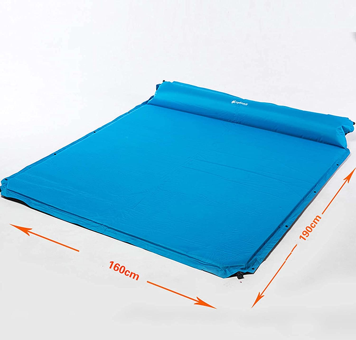 GYLMXF Double Camping Mattress Self Same day shipping 75D Pongee Manufacturer direct delivery Inflating Fabric