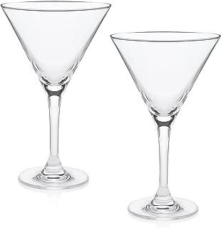 The World's Best Martini Glass (Duke's Bar Set of 2)