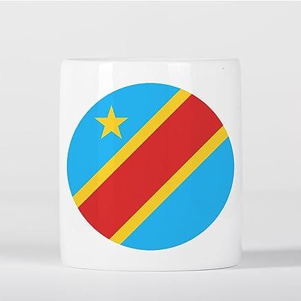 Democratic Republic of Congo Flag Flag République Démocratique du Congo Drapeau Money Box