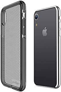 Cover iPhone X S R Safetee Steel clear & smoke by iamprodigee