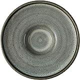 Cocina de cerámica Sombrero de paja, cubiertos minimalistas modernos, placa de sopa 120ml Para la cocina
