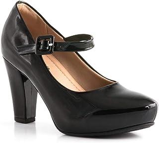 Sapato Piccadilly Soft Step Verniz 693015