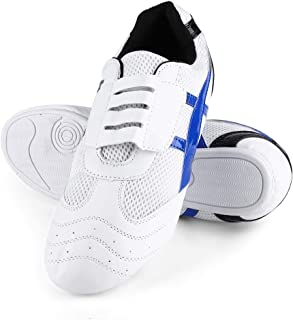 Zapatos para Taekwondo para Hombre, Modelos Femeninos de Fondo Suave, Zapatos Antideslizantes para Adultos