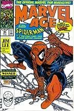 Marvel Age - The Official Marvel News Magazine #90 : Spider-Man (Marvel Comics)